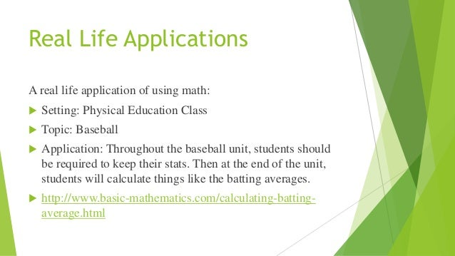the importance of mathematical subjects in the modern world Therefore, the notion of mathematics as a difficult subject is taken by some   mathematics is albeit, important in the modern world in a number of aspects.