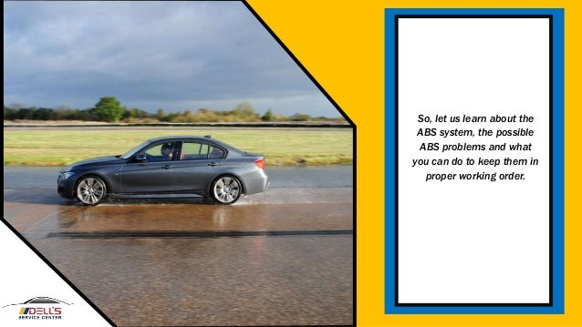 Importance of ABS Technology in your Car