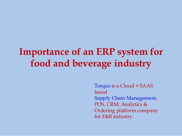 importance of food and beverage service Types of food and beverage services provision of food service and beverage serviceby means of clipping is a handy way to collect important slides you want to.