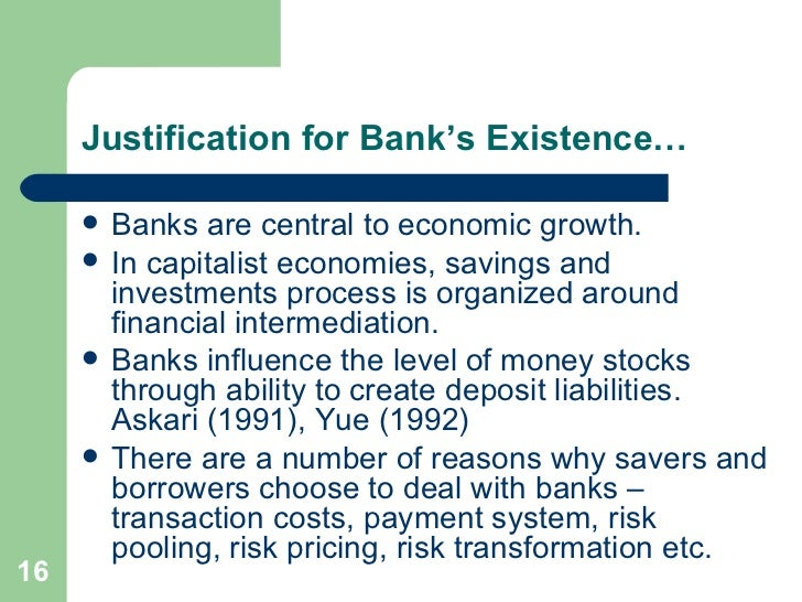 role of financial institutions and the central bank in kenya essay