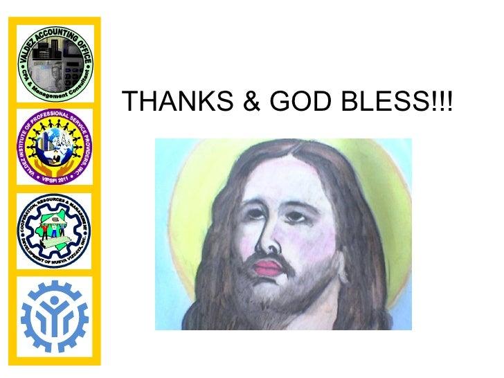 THANKS & GOD BLESS!!!