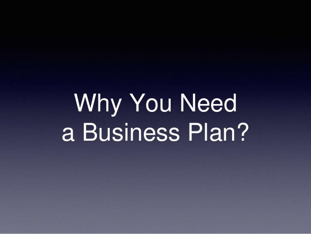 Image result for Need of Business Plan