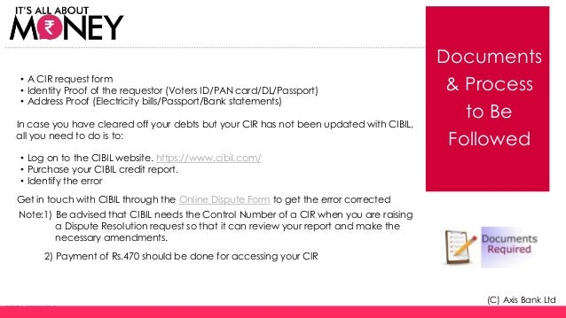 credit card request form axis bank