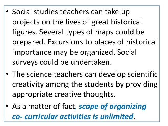 Essay On Extra Co-curricular Activities In Singapore - image 6