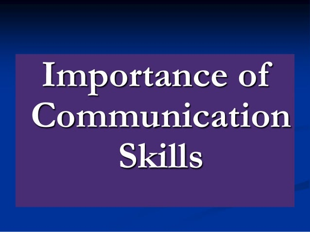 Essay on communication skills for engineers