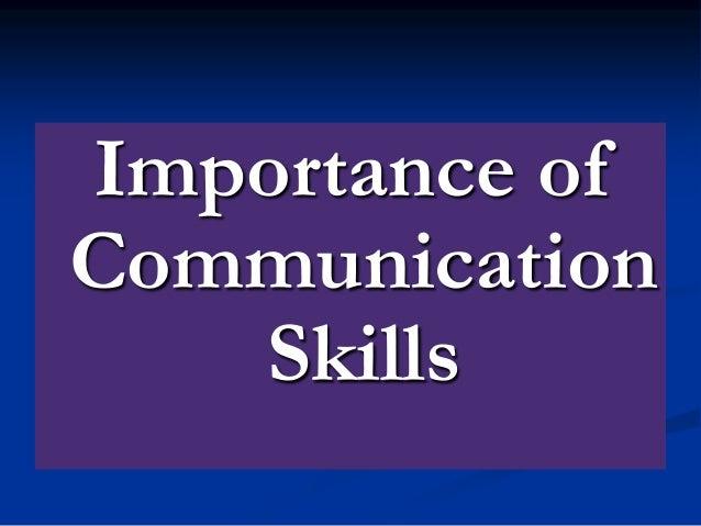 Essay on communication skills for engineers