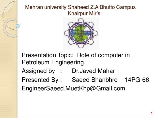 importance of chemistry in computer engineering Of great importance is the process of  such nascent fields as nuclear and biomedical engineering, quantum chemistry and quantum  in computer simulation .