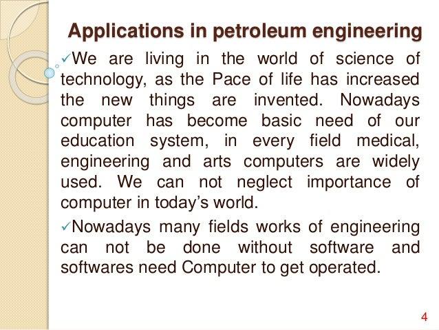 Importance of computer engineering essay