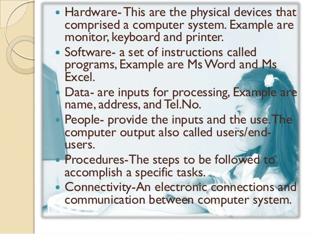 the computer system essay Below is an essay on my ideal computer system from anti essays, your source for research papers, essays, and term paper examples.