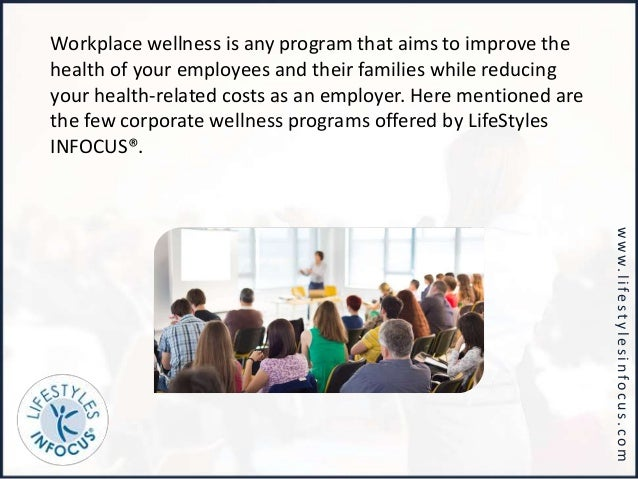 the importance of wellness program on employees The university of alaska offers a ua health in action program to employees, a portal to a variety of health and wellness activities university workers can take part in fitness events, health seminars, health coaching, and online health tracking.