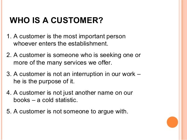 the importance of courteous customer service A colleague was nasty to a customer service rep who spoke slowly and with a   however, it is important to try and remove any emotion from the transaction and  put  be helpful to them and train your staff to be as courteous and thoughtful  as.