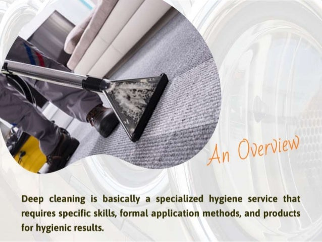 Importance of Deep Cleaning Services Slide 2