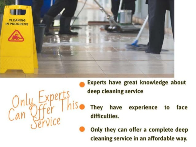 Importance of Deep Cleaning Services Slide 3