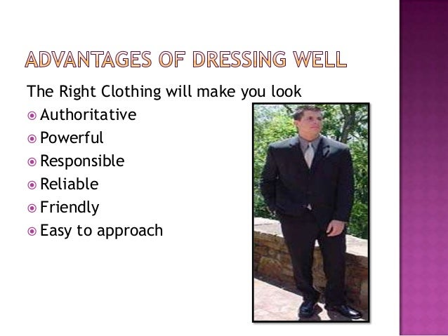 Importance Of Dressing In Business Etiquette