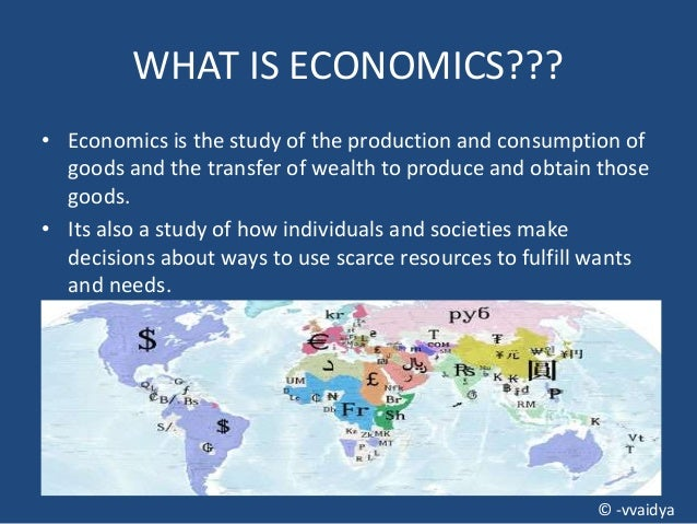 Importance of macroeconomics - SlideShare