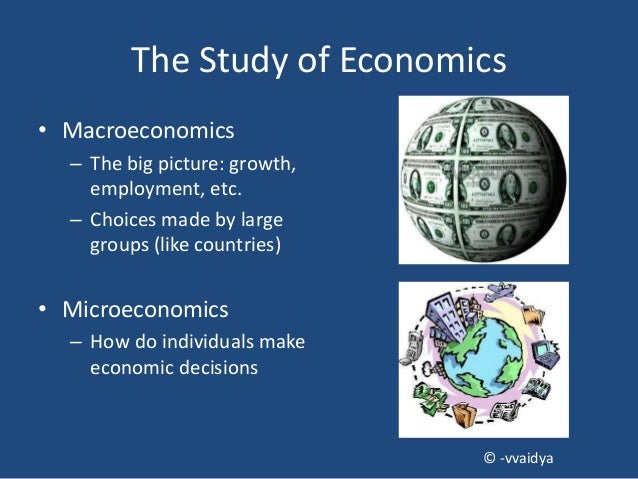 the importance of economics in multimedia The cultural economy is more important than ever the cultural  evidence of the  critical importance of this sector to the new orleans economy.