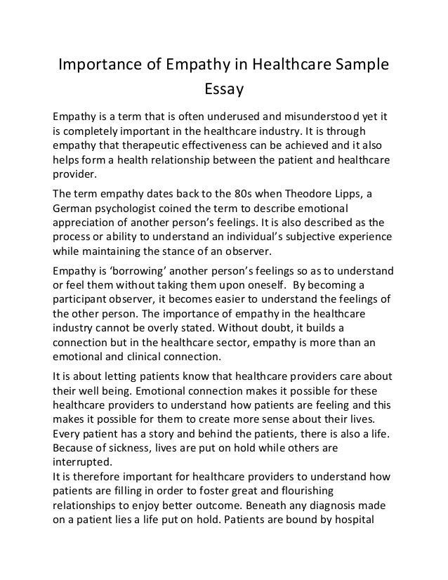 https://image.slidesharecdn.com/importanceofempathyinhealthcaresampleessay-150709125950-lva1-app6891/95/importance-of-empathy-in-healthcare-sample-essay-1-638.jpg?cb\u003d1436446812