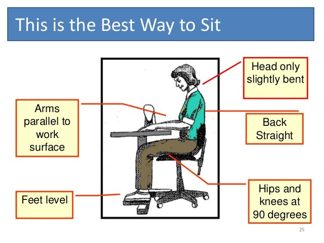 the importance of promoting ergonomics at the workplace 8 key areas of ergonomics employers must consider to  are you missing an important step in your office ergonomics  work surfaces should promote good .