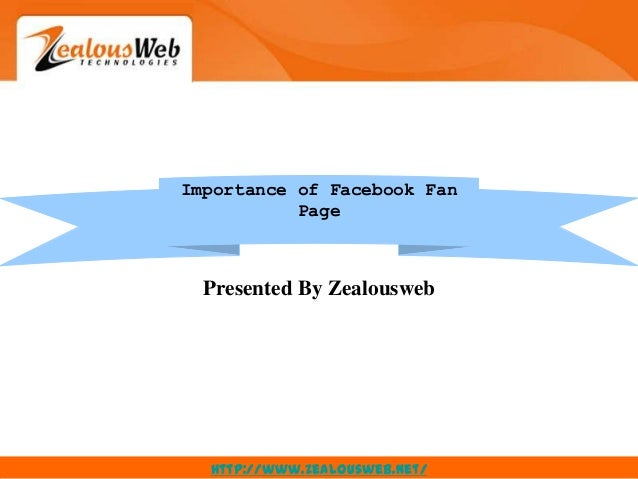 how to build a facebook fan page