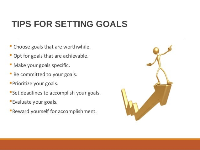 the importance of setting goal in One of the most frustrating challenges for individuals in recovery from mental  illness and substance abuse is setting goals but without goals.