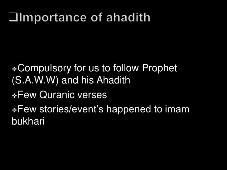 Beginning       of criticismMethodology/system             of criticism1.   Comparison of hadith b/w different students ...