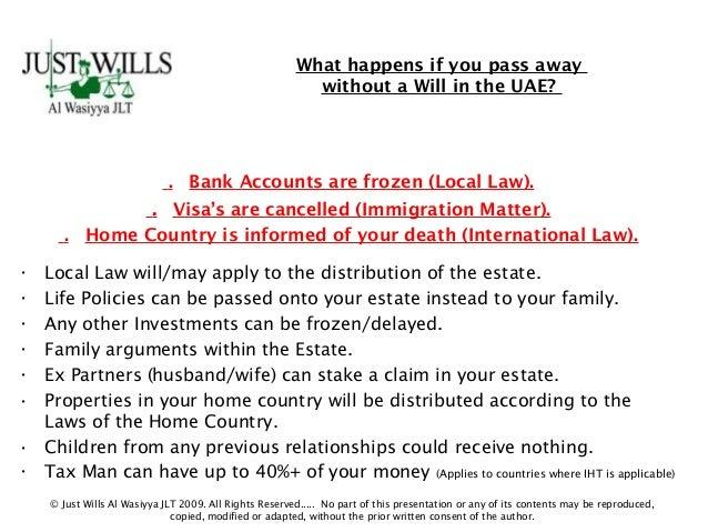 Uae escrow trust account law no