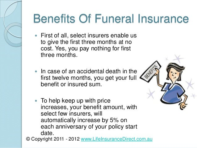 Importance of having funeral insurance