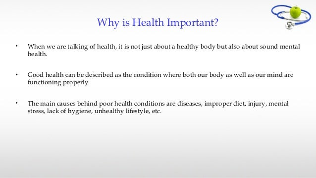 essay on importance of good health essay on importance of good  why is it important to be healthy essay homework for you why is it important  to