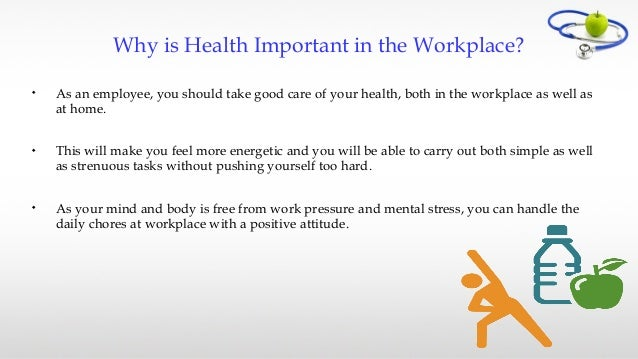importance of health