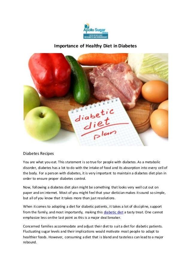 diabetic diet sugar intake