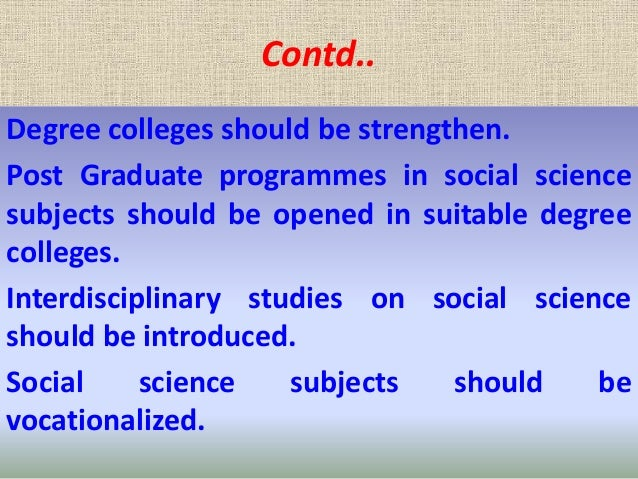 higher education of social science The journals currently approved for indexing in eric are  industry and higher education  journal of science teacher education journal of social science education.