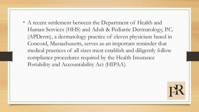 The Importance Of Hipaa Compliance Policies And Procedures