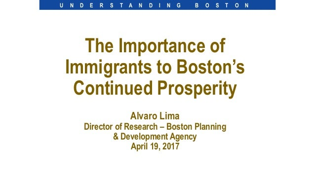 Our shared future charting a path for immigrant for The importance of landscaping