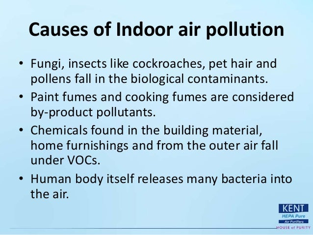 Importance of indoor air quality for Interior design and indoor air quality