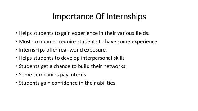 paid internships for college students - Hizir kaptanband co