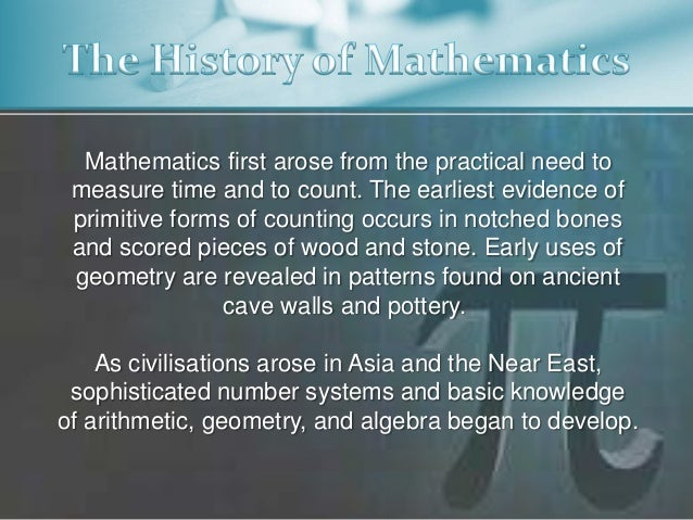 importance of mathematics in our daily life essay Importance of mathematics in daily life the importance of mathematics in daily life cannot be questioned  mathematics is very important in our daily life it .
