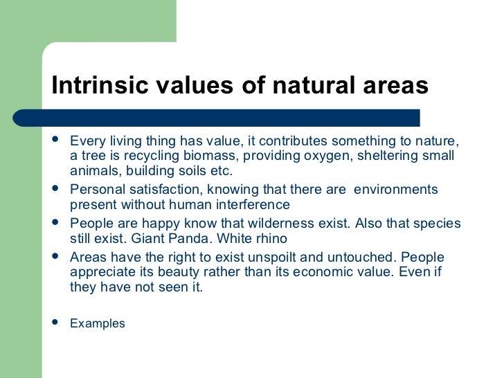 Intrinsic Human Nature