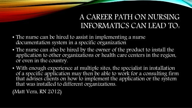 importance of informatics The role of information technology in business success  published on may 14, 2015  the importance of it in business the success of every business depends on certain factors some of which.