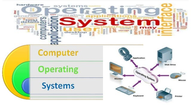 what are the importance of operating system
