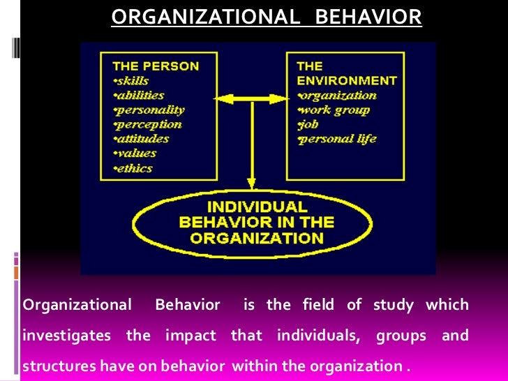 Phd thesis organizational behavior