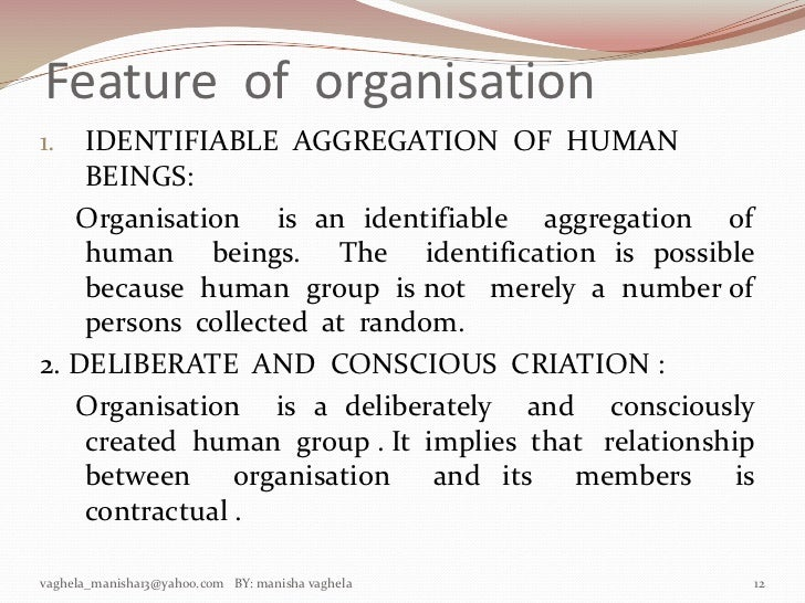 importance of organisational structure Defining and solving the organizational structure the organizational structure consists of activities such as task allocation departmental focus and have difficulty appreciating any other view of what is important to the organization.