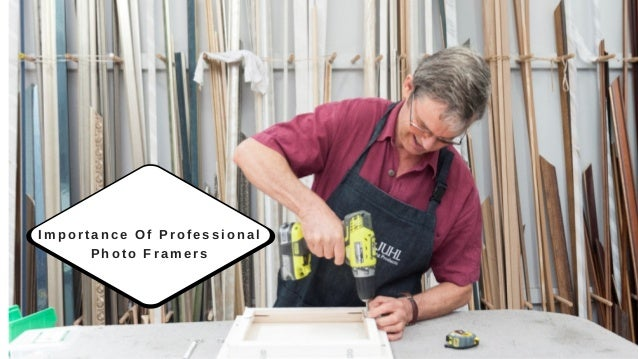 Importance Of Professional Photo Framers