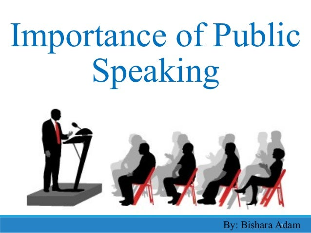 importance of public speaking and speech composition