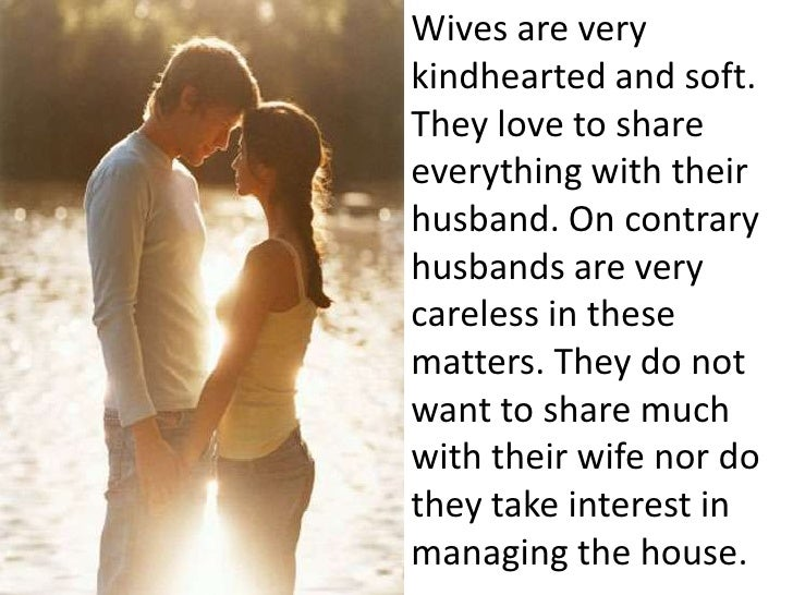 husband and wife relationship meaning