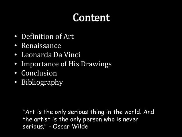 importance of renaissance in art