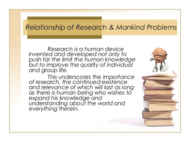 what are the importance of research This is particularly important in developing countries where research institutions  are relatively new and as eve grey, a south african academic,.