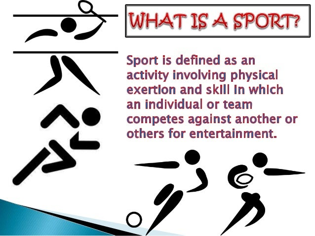 essay on importance of games and sports in our life Essay on the importance of sports  as evident in the olympics and several other sporting games across the world which  is it the way we act or just our life.