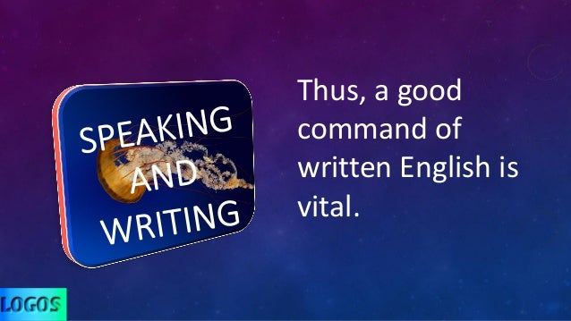 the importance of learning the english language as an immigrant Unlike most editing & proofreading services, we edit for everything: grammar, spelling, punctuation, idea flow, sentence structure, & more get started now.