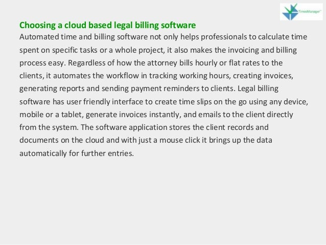 Importance Of TimeTracking And Legal Billing Software For Lawyers - Ledes invoice generator