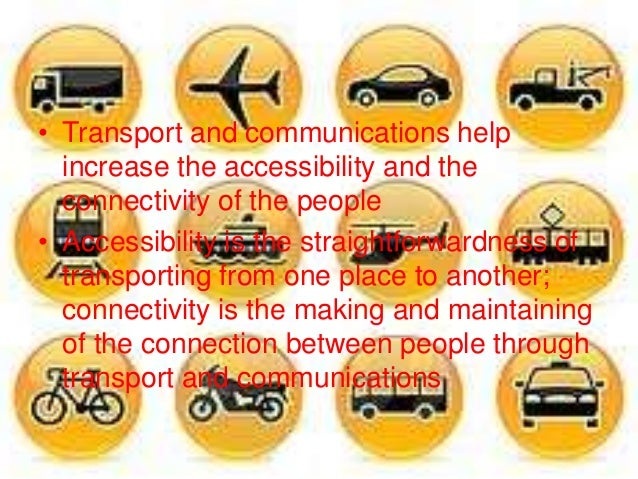 geography transport and communications Extramarks provides study material for icse 12 geography-transport and communication also browse sample question paper, worksheets, notes, e learning videos, icse.